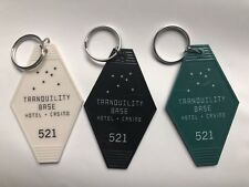 ARCTIC MONKEYS (2018) Official Tranquility Base Hotel & Casino Tour Keychain