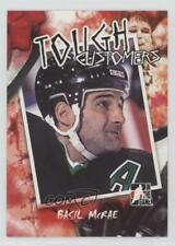 2005-06 In the Game Enforcers Tough Customers #TC-BM Basil McRae Hockey Card