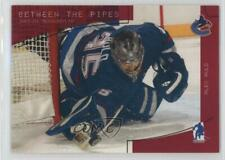 2003-04 In the Game Be A Player Memorabilia Ruby 101 Alex Auld Vancouver Canucks