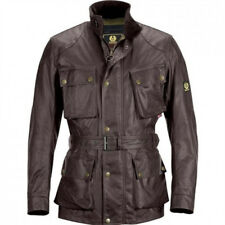 BELSTAFF CLASSIC TOURIST TROPHY BROWN WAXED COTTON MOTORCYCLE JACKET ALL SIZES