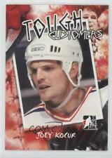 2005 In the Game Enforcers Tough Customers TC-JK Joe Kocur New York Rangers Card