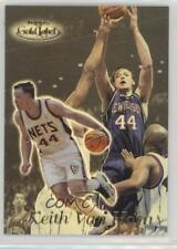 1999 Topps Gold Label Class 2 #11 Keith Van Horn New Jersey Nets Basketball Card