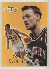 1999 Topps Gold Label Class 3 #11 Keith Van Horn New Jersey Nets Basketball Card