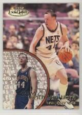 2000 Topps Gold Label Class 1 #29 Keith Van Horn New Jersey Nets Basketball Card