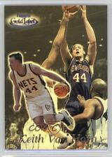 1999-00 Topps Gold Label Class 2 Black #11 Keith Van Horn New Jersey Nets Card