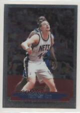 1999-00 Topps Chrome #200 Keith Van Horn New Jersey Nets Basketball Card