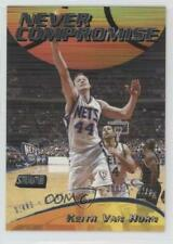 1999-00 Topps Stadium Club Never Compromise #NC18 Keith Van Horn New Jersey Nets