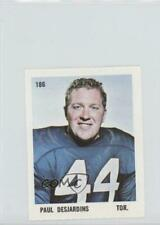 1971 O-Pee-Chee CFL Players Photos Stamps #186 Paul Desjardins Football Card