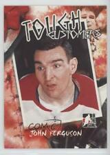 2005-06 In the Game Enforcers Tough Customers #TC-JF John Ferguson Hockey Card