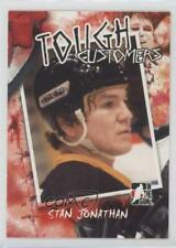 2005-06 In the Game Enforcers Tough Customers #TC-SJ Stan Jonathan Hockey Card