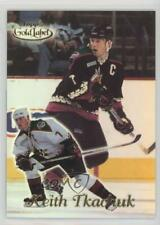 1999-00 Topps Gold Label Class 1 #6 Keith Tkachuk Phoenix Coyotes Hockey Card