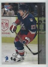 2003-04 In the Game Be A Player Memorabilia 5 Alex Kovalev New York Rangers Card