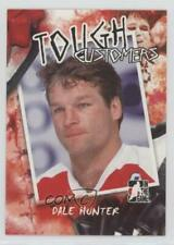 2005 In the Game Enforcers Tough Customers TC-DH Dale Hunter Washington Capitals