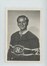 1970-71 O-Pee-Chee Deckle Edge 19 Jacques Lemaire Montreal Canadiens Hockey Card