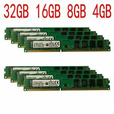 Nuevo 32GB 16GB 8GB 4GB PC3-12800U DIMM DDR3-1600 1.5V CPU RAM Para Kingston SP