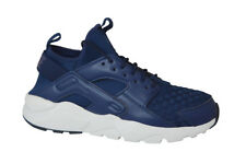 Mens Nike Air Huarache Run Ultra SE - 875841402 - Obsidian Neutral Indigo