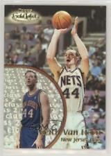 2000 Topps Gold Label Class 2 #29 Keith Van Horn New Jersey Nets Basketball Card