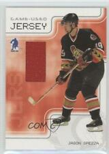 2003-04 In the Game Be A Player Memorabilia Game-Used Jersey #GJ-13 Jason Spezza