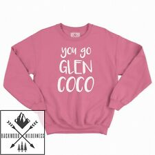 You Can/'t Sit With Us Sweatshirt Mean Girls Sweater Go Glen Coco Jumper Pullover