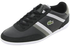 93d9f765045a58 Lacoste Giron Nal Men US 11 5 Black Sneakers Pre Owned 32980 ...