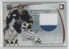 2004-05 In the Game Heroes and Prospects #NP-18 Jean-Marc Pelletier Hockey Card