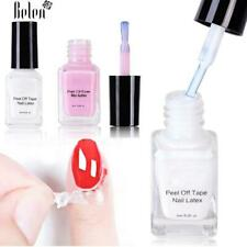 Peel Off Liquid Tape From Nail Polish Protection Finger Skin Cream White Latex P