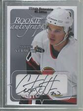2003 In the Game Ultimate Memorabilia 4th Edition 128 Antoine Vermette Auto Card