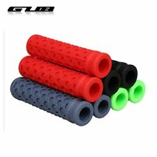 GUB Silica Gel Soft Bicycle Grips With Bar End Anti-slip MTB Road Bike Grips