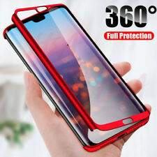 Case For Huawei P20PRO / Lite Mate20Pro Full Body Protective Hybrid 360 Cover