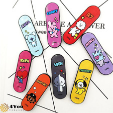 BTS BT21 Official Authentic Goods Holder Stick by S2B 8Characters CHIMMY MANG RJ