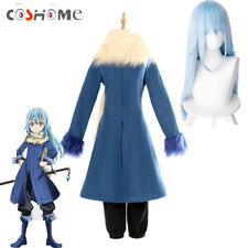 That Time I Got Reincarnated as a Slime Rimuru Tempest Cosplay Anime Womens