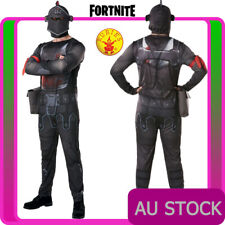 Rubie's Mens Fortnite Black Knight Costume Epic Game Adult Halloween Jumpsuit
