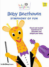 Baby Einstein Baby Beethoven Symphony Of Fun DVD