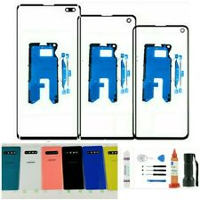 Samsung Galaxy S10 S10+ S10e Front Screen Glass Replacement Lens Repair Kit