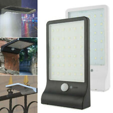 36 LED Solar Dimmable Wall Street Light PIR Motion Sensor Outdoor Garden Lamp