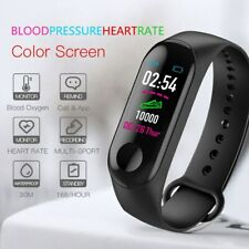 Mi Band 3 OLED Display Smart Watch Fitness Wristband Bracelet Hot Men Women NEW