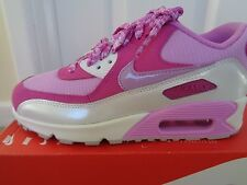 finest selection 138d8 9958d Nike Air Max 90 mesh (GS) trainers shoes uk 4 eu 36.5 us 4.5