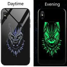 Marvel DC Avengers Marvel Luminous Glass Case For Iphone 6/6s 7/7s 8/8s X XS XR