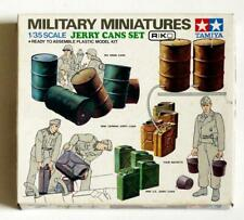 TAMIYA - PLASTIC KIT (GO163) 1/35TH SCALE (JERRY CANS SET) BOXED