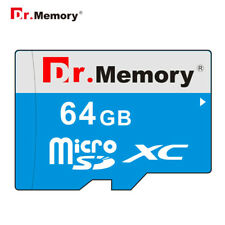 DrMemory® 64GB Memory Card With Retail Package Micro SD Card For Phone Tablet