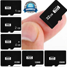 128MB-32GB Micro SD Card CLASS6/10 TF SDHC Flash Memory for Tablet PC Laptop 8GB
