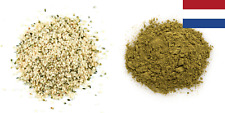 HEMP Seed Powder Hulled Canabis Seeds Organic Protein Pure Natural Non-Gmo