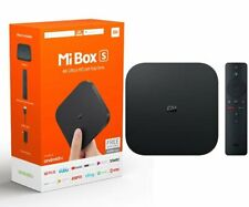 Xiaomi Mi Box S Streaming Media Player Home 4K HDR Android TV Chromecast, Google