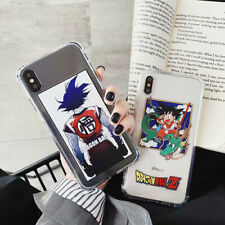 Cartoon Dragonball Shock Soft Phone Case Cover For iPhone X 6s 7 8Plus XR Xs Max