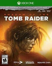 Square Enix Shadow of the Tomb Raider - Croft Steelbook Edition (Xbox One)