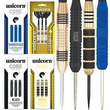 Unicorn Core Brass Darts Set 21g 22g 23g 24g 25g 26g 27 grams 4 Styles Steel Tip