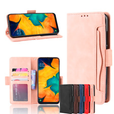 For Xiaomi Mi 9T A3 Lite Redmi Note 7 7S K20 Pro Leather Wallet Card Case Cover