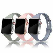 slim sport strap for apple watch band 42mm 38mm iwatch series 4 3 band 44mm 40mm
