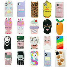 3D Cartoon Disney Silicone Kids Cover Case For iPod Touch 6/5 7 8 Plus XR XS MAX