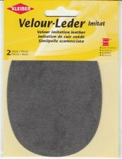 Elbow Patches x 2 Kleiber Nappa Quick Sew Leather Washable Choice of Colours